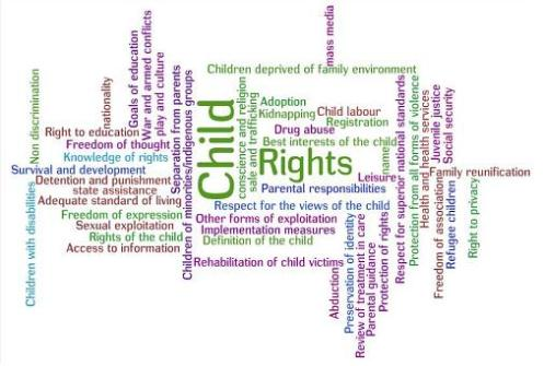 Articles from the UN Convention on the Rights of the Child