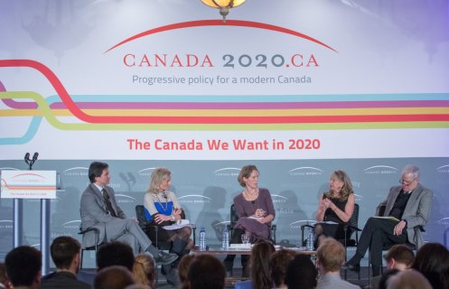Canada2020 event February 26 2013