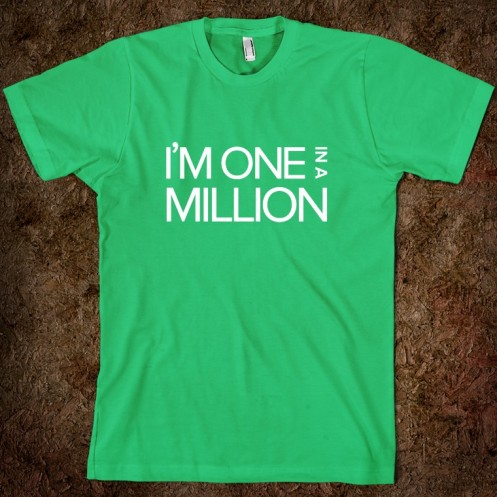 one-in-a-million