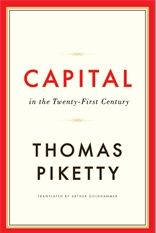 Piketty Captial in the Twenty-first Century