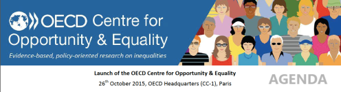 OECD Centre for Opportunity & Equality Launch Agenda