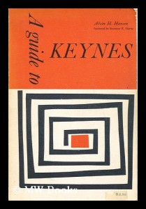 Hansen A Guide to Keynes