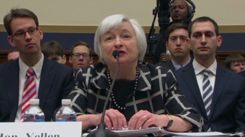 Janet Yellen Congress